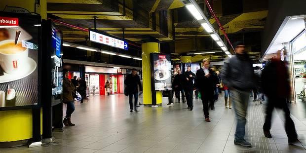 Des agents de sécurité supplémentaires dans seulement trois stations de métro - La DH