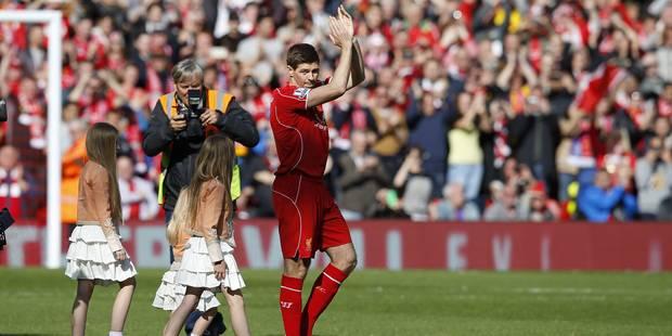 Steven Gerrard annonce sa retraite - La DH