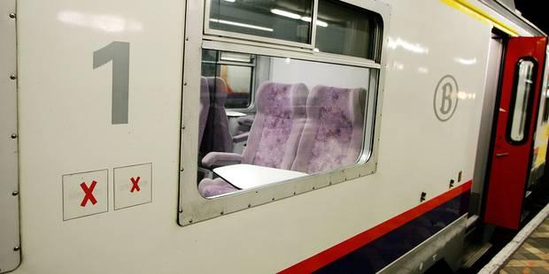 SNCB : À peine 13 % de sièges de première classe sont occupés - La DH