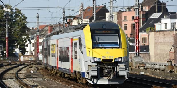 Infrabel s'attaque aux problèmes de caténaires qui paralysent le rail - La DH