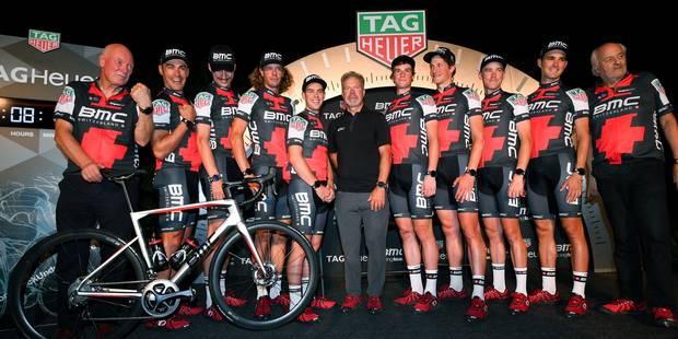 Réduction du nombre de coureurs par équipe dans les principales courses cyclistes - La DH