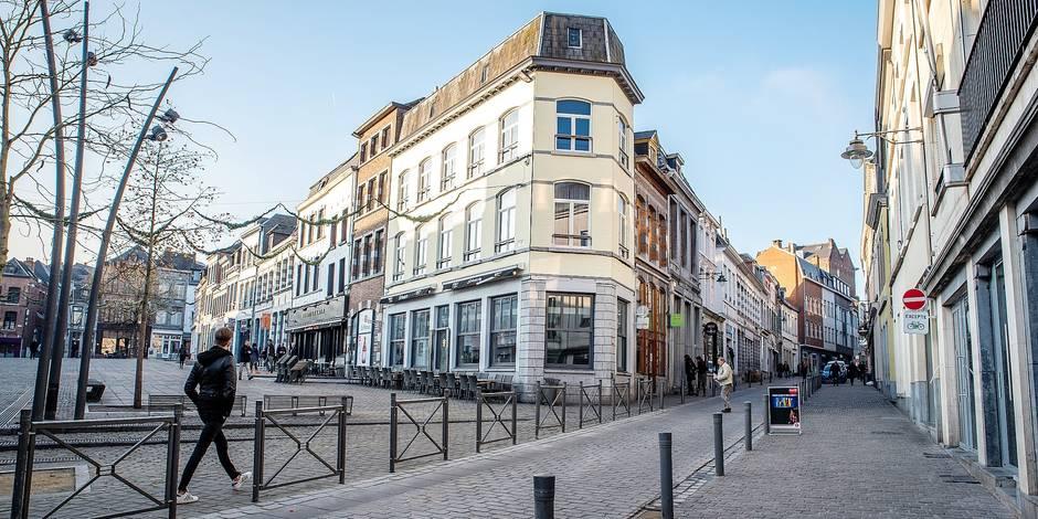Mons deux gangs de mineurs s ment la panique au march aux herbes la dh - Office de tourisme de belgique ...