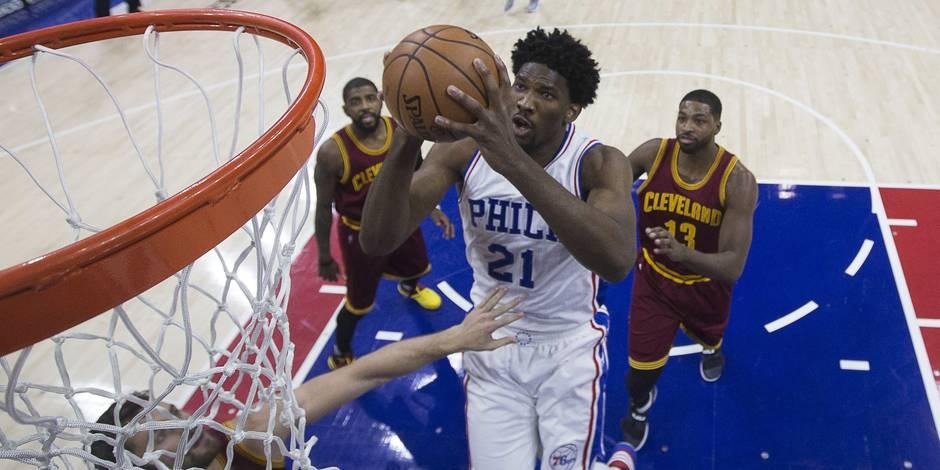 NBA: Cleveland se fait peur à Philadelphie