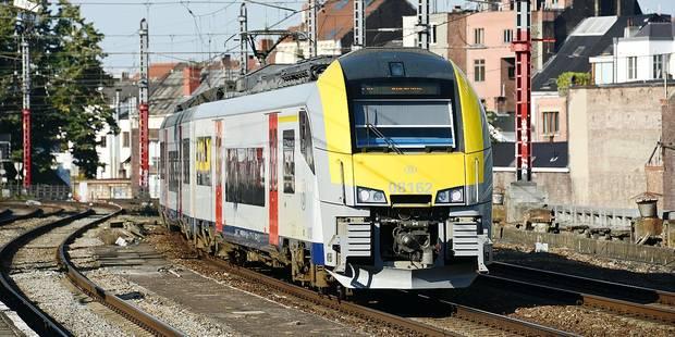 Trains défectueux : la SNCB a reçu 25 millions d'indemnisation - La DH
