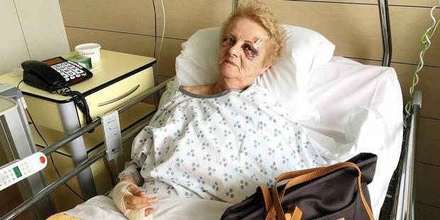 Prison ferme pour l'agresseur d'une dame de 78 ans - La DH