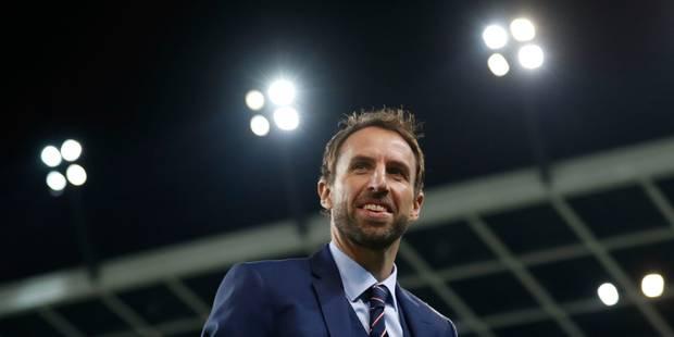 Gareth Southgate nommé sélectionneur de l'équipe d'Angleterre - La DH