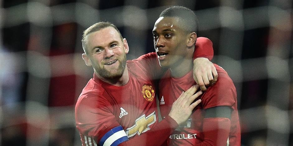 Mourinho lance un sérieux avertissement à Martial — Manchester United