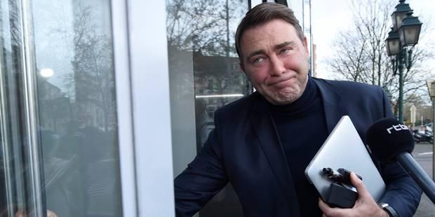 """Denis Ducarme : """"Il faut aussi appliquer le cordon sanitaire au PTB"""" - La DH"""
