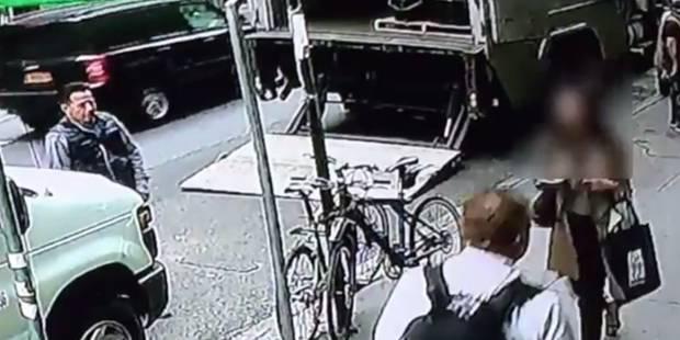 New York: il vole au hasard un seau qui contenait 1,6 million de dollars d'or (VIDEO) - La DH