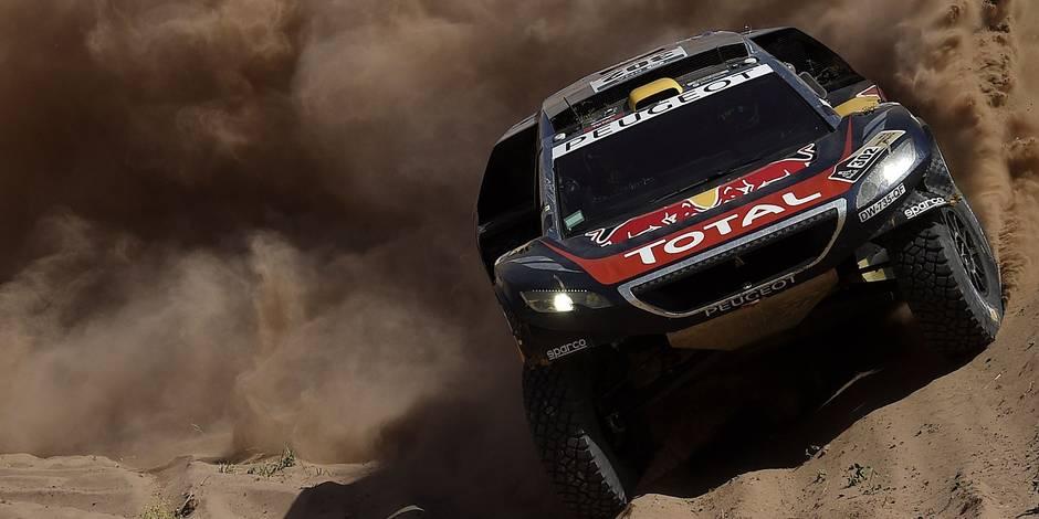 Sécheresse en Bolivie : le Dakar 2017 est-il menacé ?