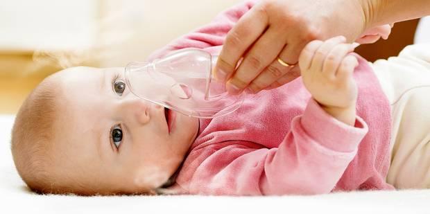 Les cas de bronchiolites partent à la hausse - La DH
