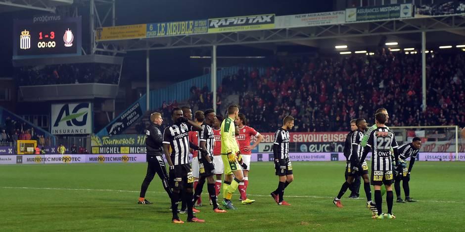 Le montant de l'amende infligée par la Pro League à Charleroi et au Standard est connu