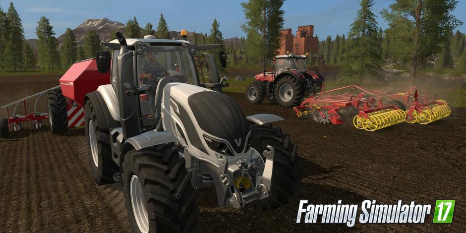 Farming Simulator 17: l'amour est-il toujours dans le pré ?