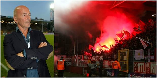Marc Delire en remet une couche sur les supporters du Standard - La DH