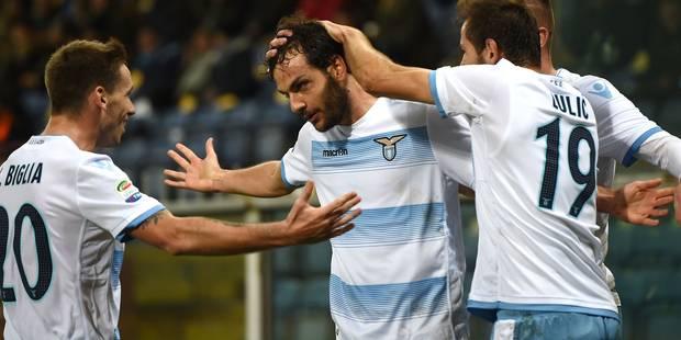 Serie A: la Lazio se relève contre la Sampdoria - La DH
