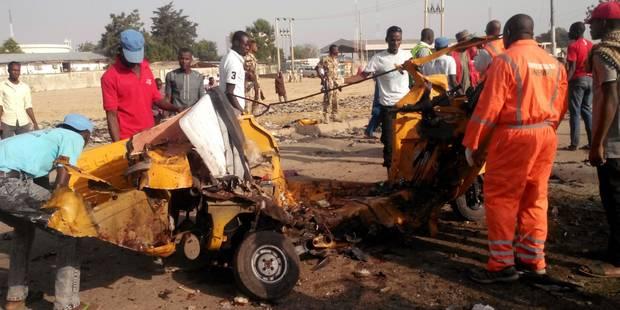 """Nigeria: deux fillettes """"de 7 ou 8 ans"""" se font exploser dans un marché"""