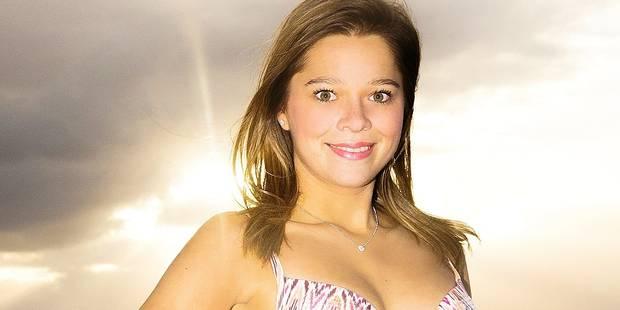 """Miss Belgique: Elisabeth, la miss au """"terrible accent anversois"""" (PHOTO) - La DH"""