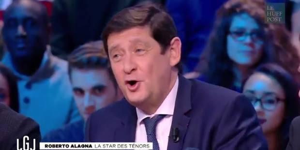 Quand un ministre français pousse la chanson lyrique, voici ce que ça donne (VIDEO) - La DH