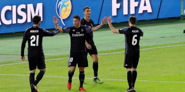 Mondial des clubs: le Real Madrid file en finale du grâce à Benzema et Ronaldo - La DH