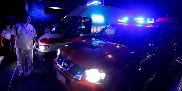 Forest : le conducteur a succombé à ses blessures - La DH