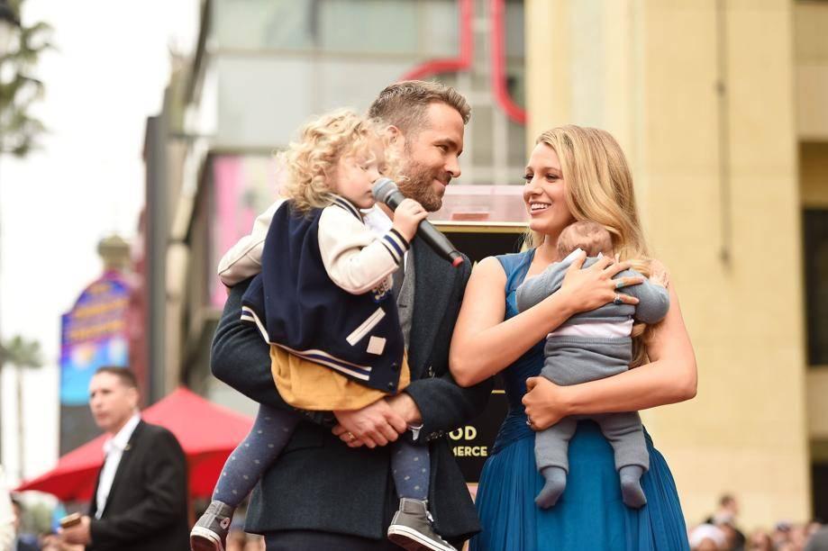 Ryan Reynolds et Blake Lively : première apparition publique pour leurs filles