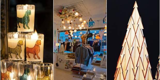 Shopping de Noël : 18 bons spots spécial cadeaux à Bruxelles - La DH