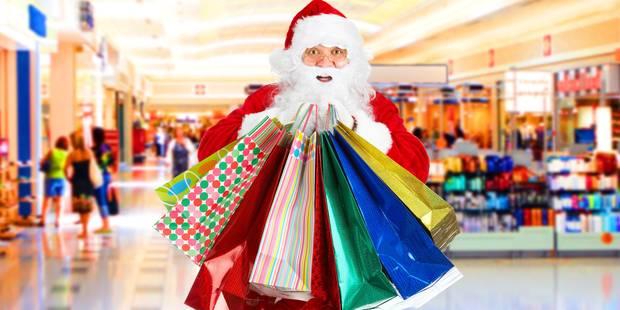 Achats de Noël: le grand rush ce week-end, méfiez-vous des délais de livraison sur le web! - La DH