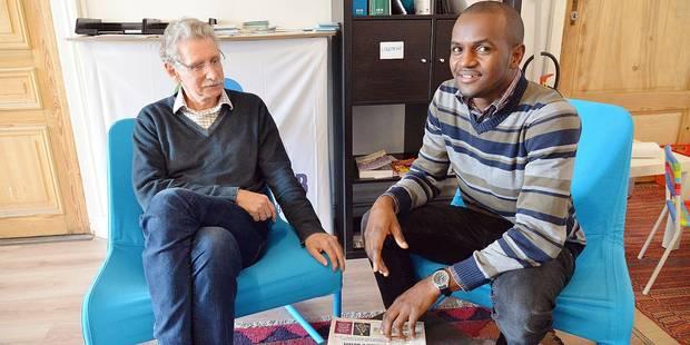 Bruxelles: Trouver un emploi grâce à un retraité - La DH