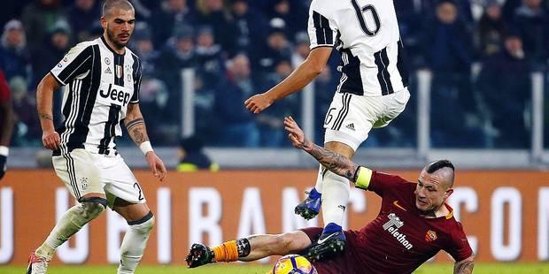 "Nainggolan: ""On n'a rien à envier à la Juventus"" - La DH"