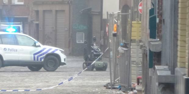 Valise suspecte à Charleroi: l'alerte levée, le bagage ne contenait pas d'explosif - La DH