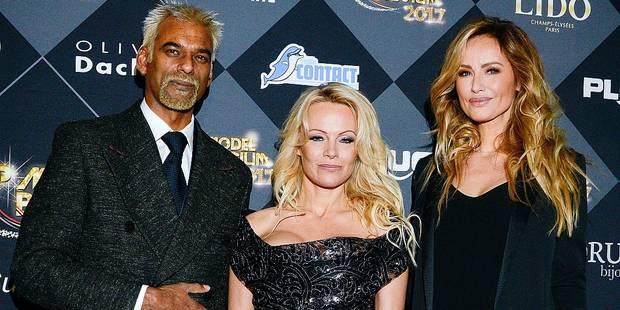 Pamela Anderson est venue coacher les mannequins belges (PHOTOS) - La DH