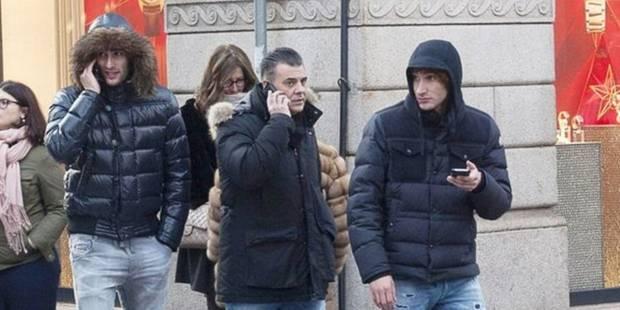 Fellaini aperçu à Milan: un transfert est-il dans l'air? - La DH
