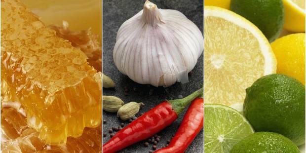 12 remèdes pour faire passer le mal de gorge et autres petits froids - La DH