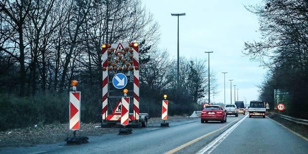 La Louvière: 2 ans de retard sur le pont de l'E19/A15 - La DH