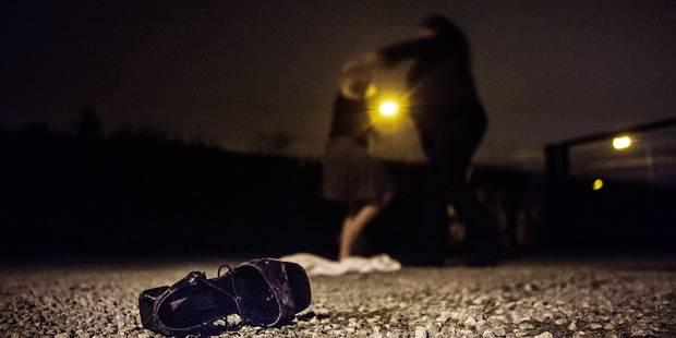 """Après une première tentative échouée, """"l'homme masqué"""" viole une jeune femme à Quevaucamps - La DH"""