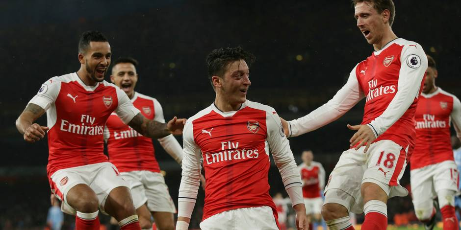 Boxing Day (3/6): Arsenal a les armes