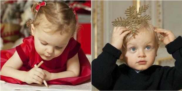 Les jumeaux de Monaco, pros de la déco de Noël - La DH