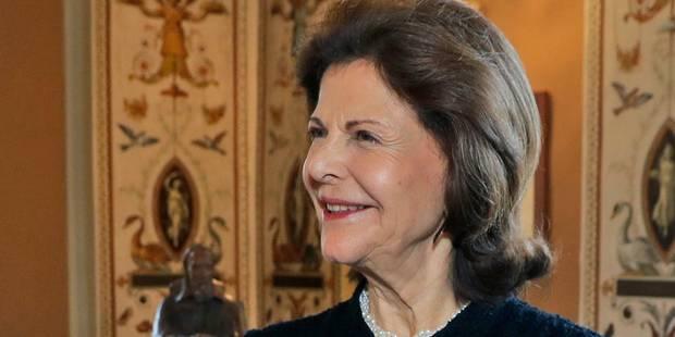 """La reine Silvia de Suède hospitalisée pour des """"vertiges"""" - La DH"""