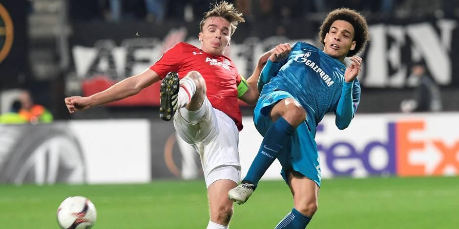 Les deux joueurs qui pourraient empêcher l'arrivée de Witsel à la Juventus