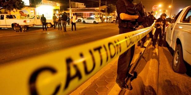 Noël sanglant au Mexique: 16 tués et six têtes humaines découvertes - La DH