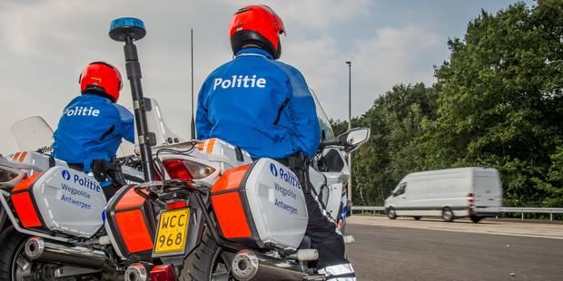 Les policiers flamands plus durs que leurs homologues francophones - La DH