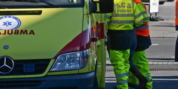 Un adolescent grièvement blessé dans un accident de tracteur à Plombières - La DH
