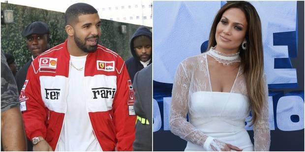 Jennifer Lopez et Drake sont ensemble ! - La DH