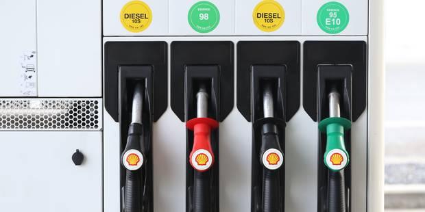 L'essence et le diesel vous coûteront encore plus cher à partir de mardi - La DH