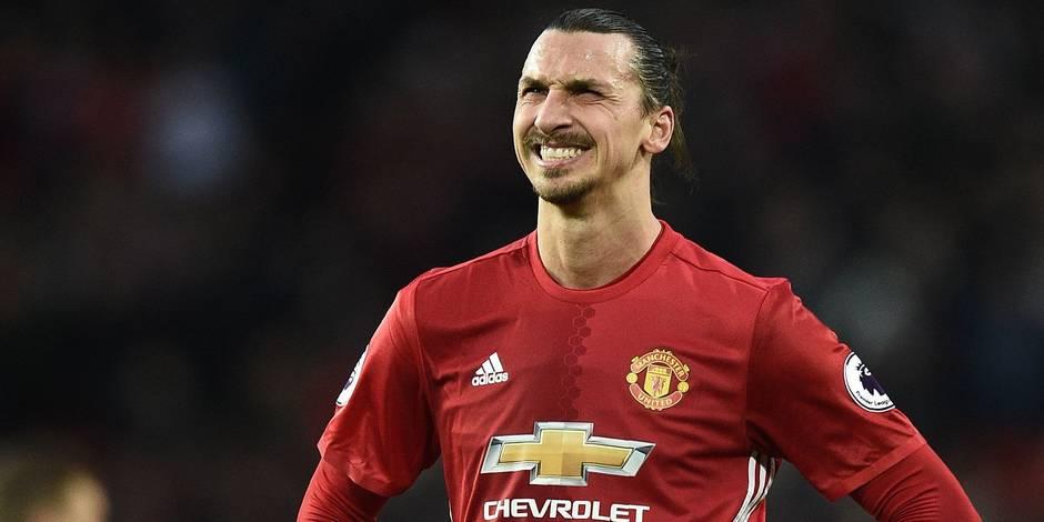 """Première punchline de l'année pour Zlatan : """"Je leur ai fait se manger les c..."""""""