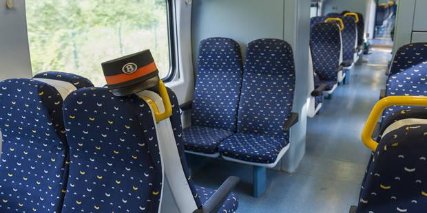 Mouscron: Quatre contrôleurs de train agressés par deux hommes - La DH