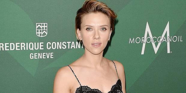 Scarlett Johansson, autant en emporte l'argent - La DH