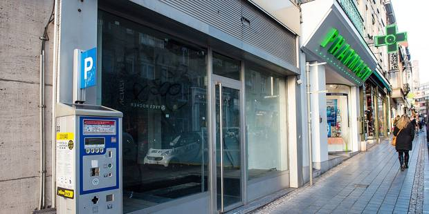 Bruxelles: 3.000 espaces commerciaux inoccupés - La DH