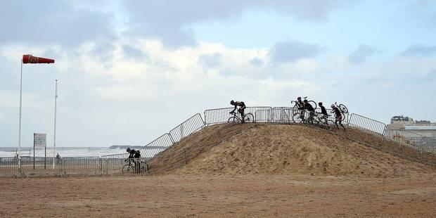Championnat de Belgique de cyclo-cross: le sable de la discorde - La DH
