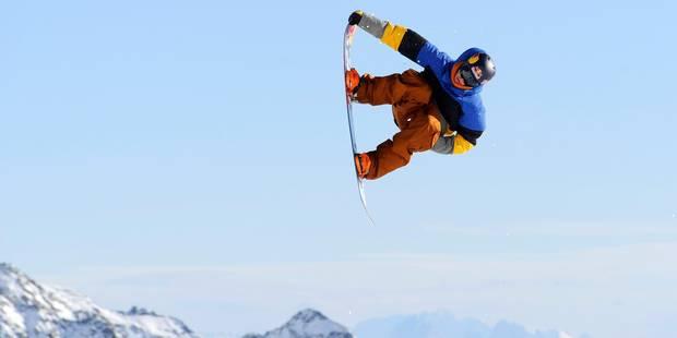 Coupe du monde de snowboard: Seppe Smits termine au pied du podium à Moscou et prend la tête du classement général - La ...